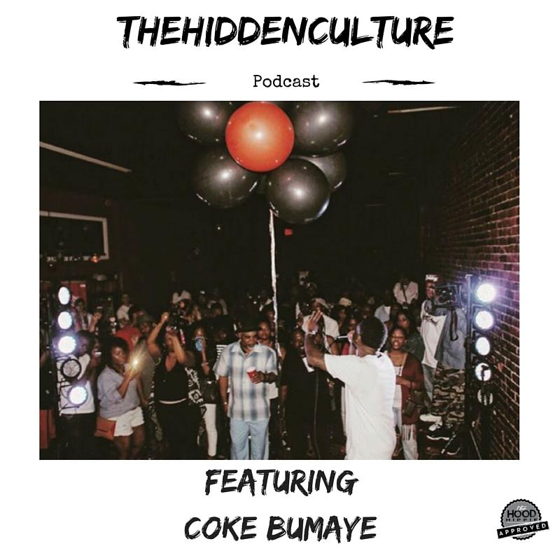 THC Podcast featuring Coke Bumaye