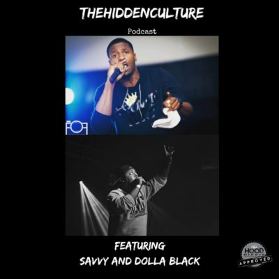 THC Podcast feat. Savvy and Dolla Black