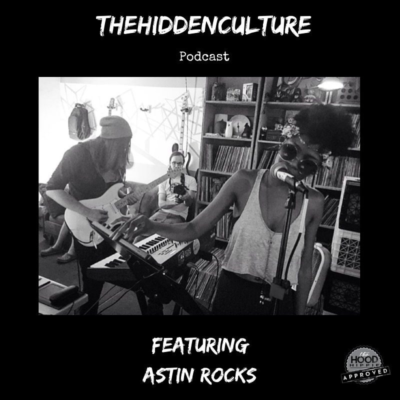THC Podcast Feat. Astin Rocks