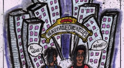 """DMV natives Msanii and Al Chike releases joint EP """"HeavyVille Chronicles"""""""