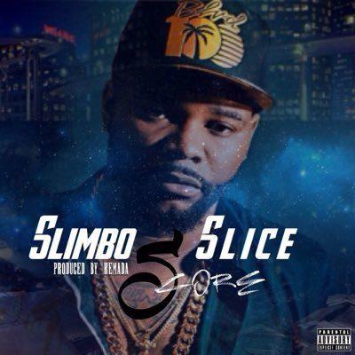 """Official Video for Slimbo Slice aka Air Slim Single """"Score"""""""