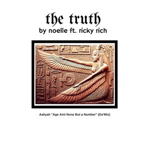 "Gahdis Noelle released a new visual for ""The Truth"""