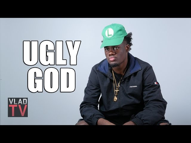 Ugly God said he spent most of his life in Mississippi.