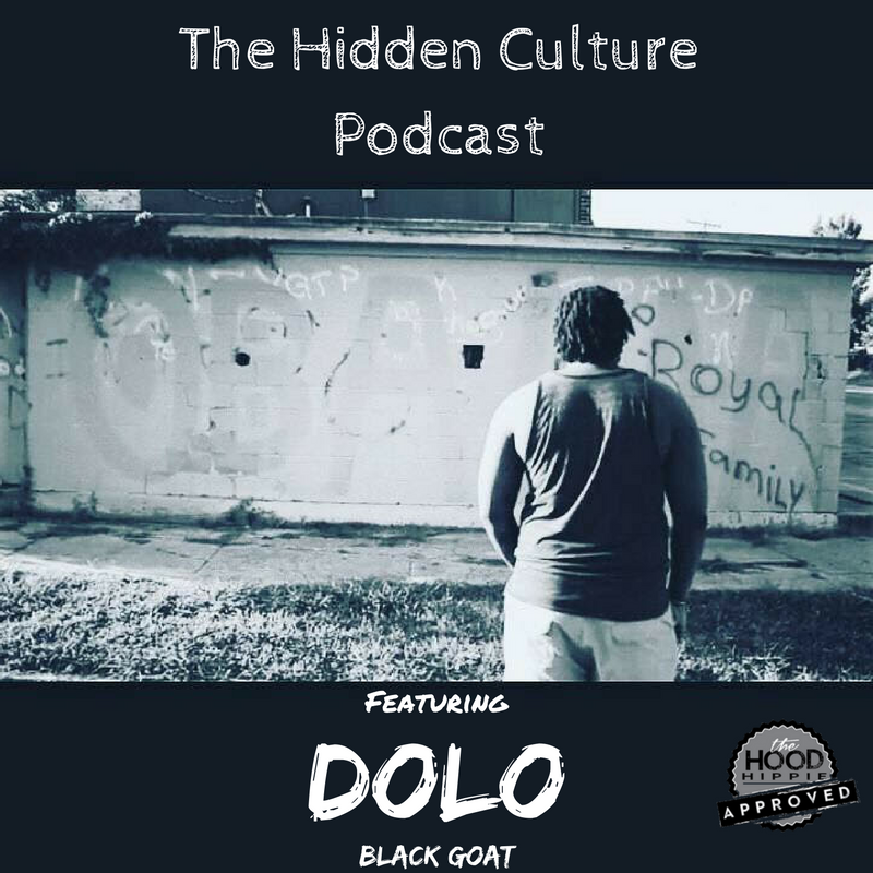 The Hidden Culture Podcast featuring Dolo
