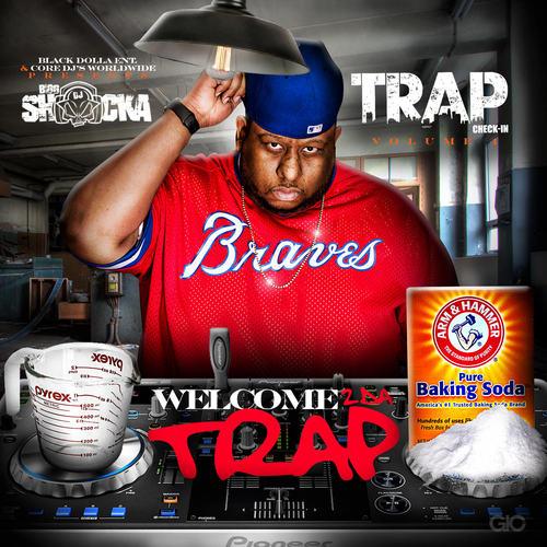 DJ Bigg Shocka just put out a mixtape full of Mississippi artist.