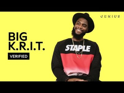 "Big Krit decodes ""Might Not Be Ok"" with Rap Genius"