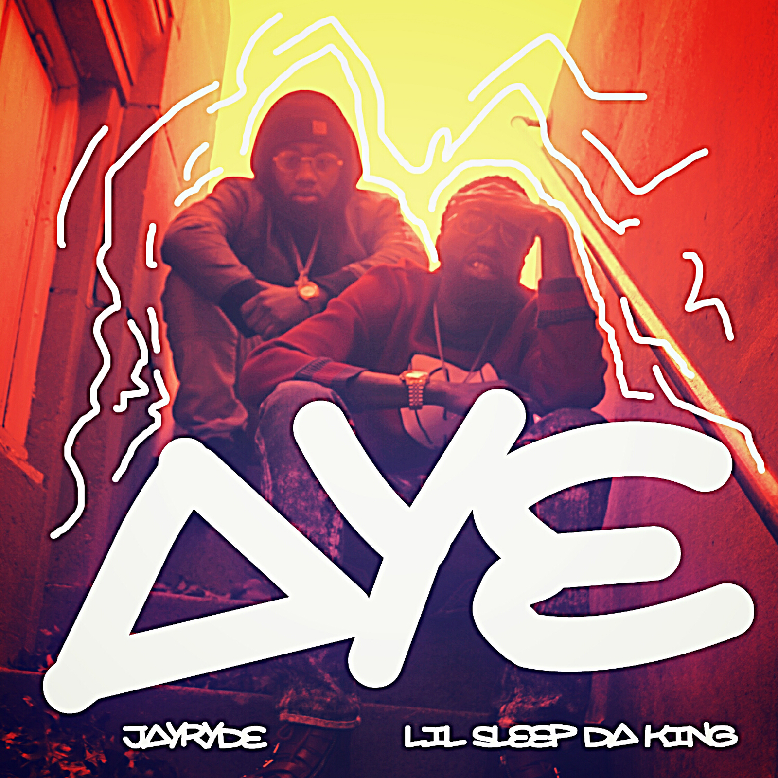 "St. Louis' Jayryde & Lil Sleep Da King come with their ""AYE"" visual"