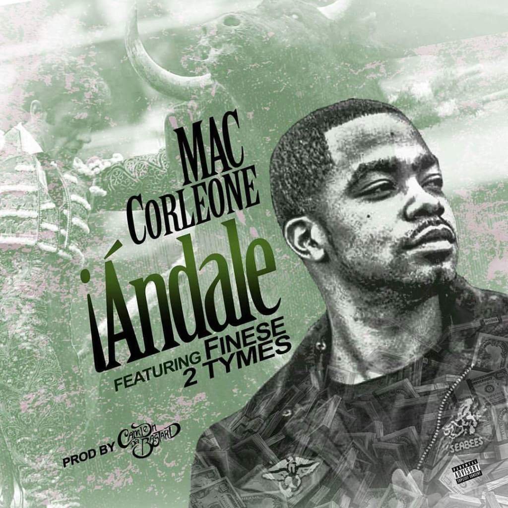 """Mac Corleone and Finese2Tymes want it """"iAndale"""" on new single"""