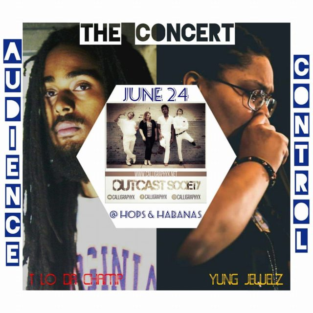 Sika J Presents Audience Control: The Concert